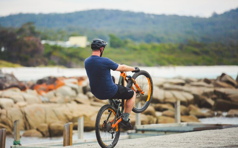 St Helens Mountain Bike Trails