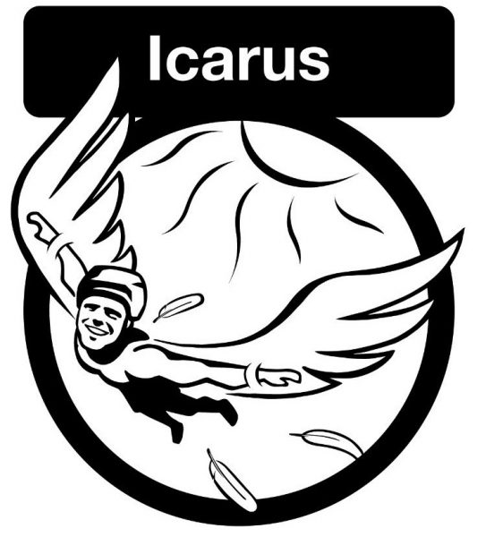 St Helens MTB Trails Icarus