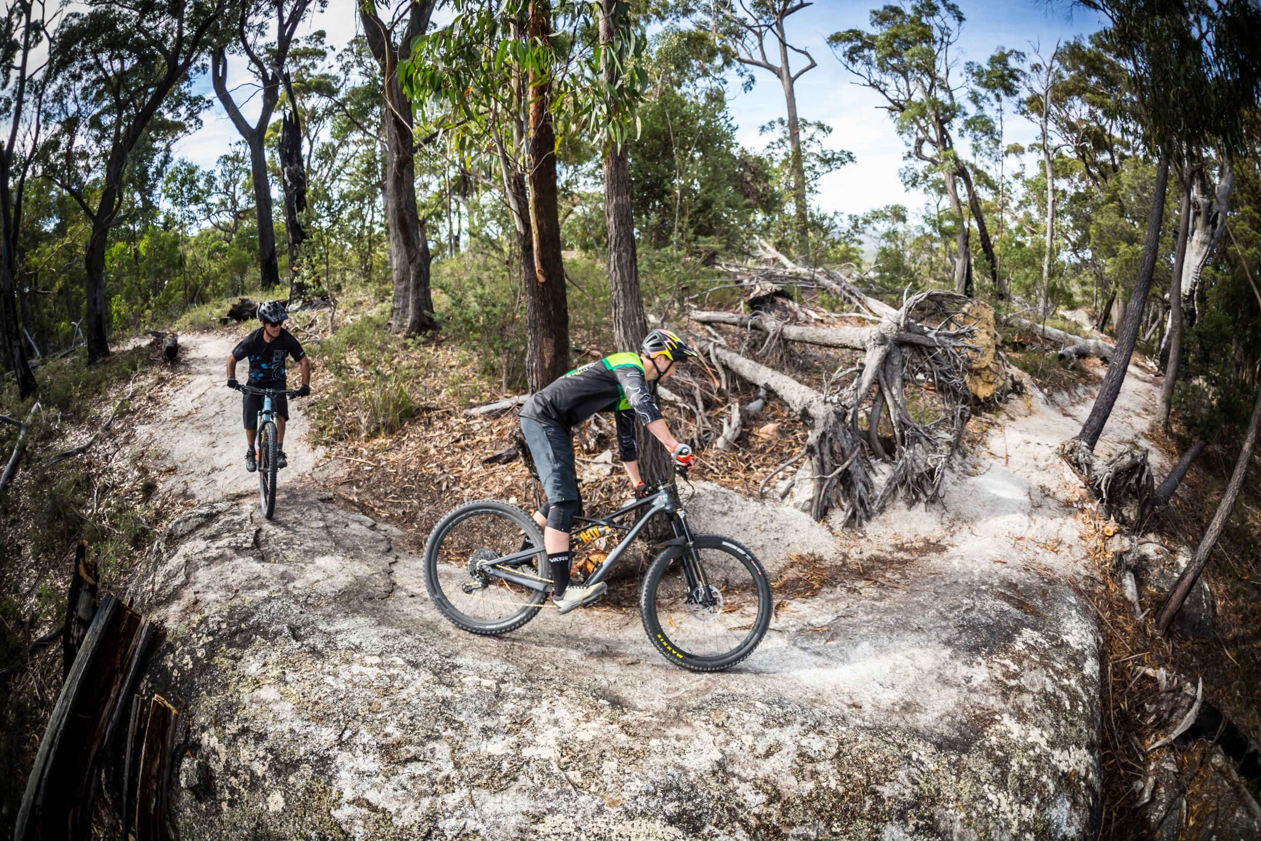ST Helens MTb Bay of Fires re-opening